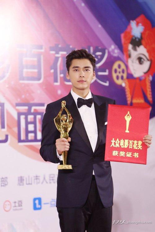 资讯生活李易峰凭《老炮儿》首次入围百花奖斩获最佳男配角